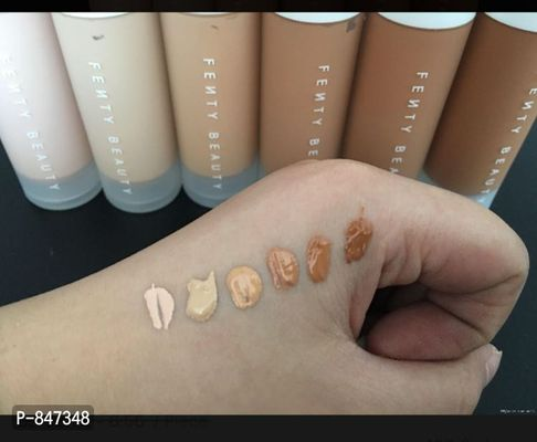 Fenty Beauty Foundation first time in India!!!!!