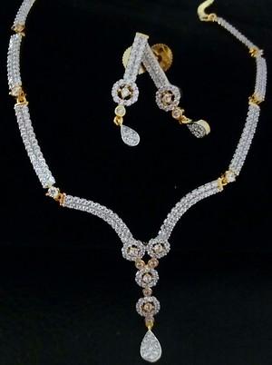 Ad simple delicate necklace