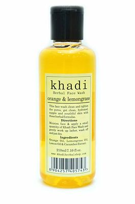 Orange & Lemongrass Face Wash