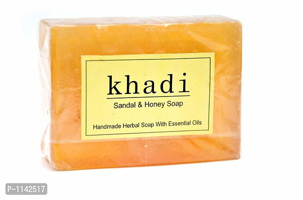 Sandal & Honey Soap