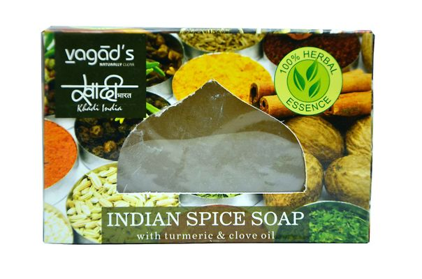 Indian Spice Soap