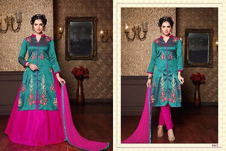 New Latest Design Collection Of Salwar Suit with Dupatta