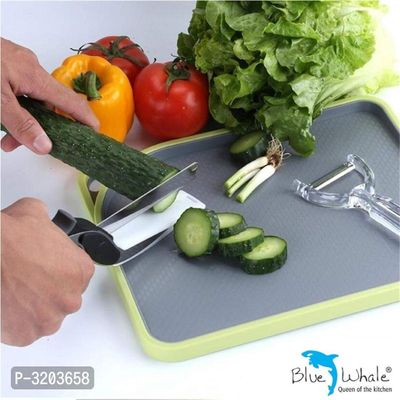 Bluewhale New Vegetable & Fruit Clever Cutter