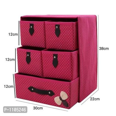 Organiser (5 part Drawer)