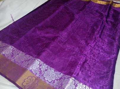 ​Mahalakshmi sarees​  sellers broadcast message  Tusser  silk sarees, Running blouse Price Each  Ready to dispatch.