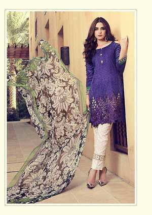 Maria B lawn collection... Single's and full set's availables WhatsApp me on 9873821909