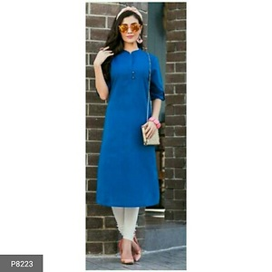Kurti with leggings
