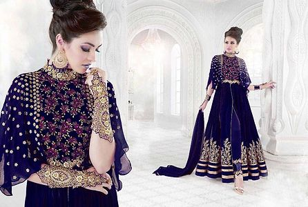 New launch catalog    Catalog name : Glossy 7211  catagory : Salwar Suit