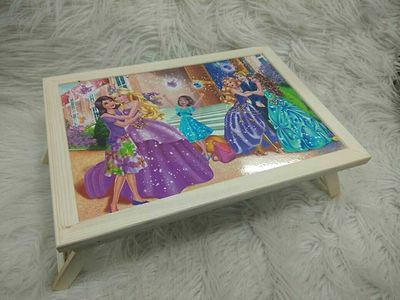 kids bed table