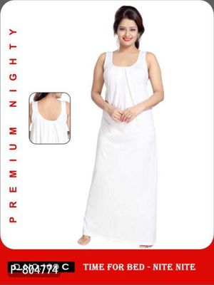SLIM FIT NIGHT GOWNS