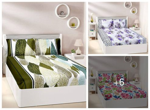 classy-cotton-printed-double-bed-sheet