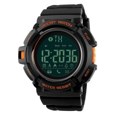 LITE ORANGE SMART WATCH