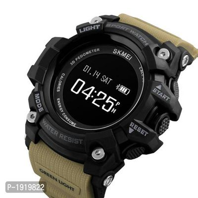HEAT KHAKI SMART WATCH
