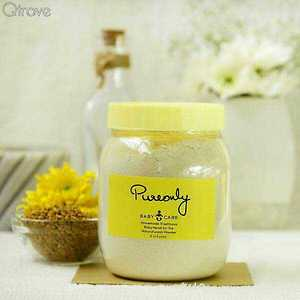 PureOnly Traditional Baby Wash Powder