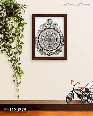 Handmade zentangle drawing prints.