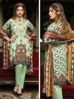 Sahil embroidery suit