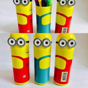Minion set of twelve color pens