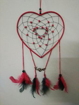 heart dream catchers. #resellers are welcome