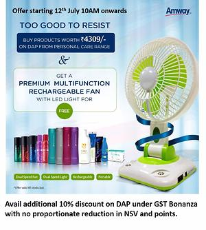 Amway Personal Products