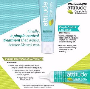 Pimple control face wash and spot corrector