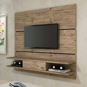 wooden tv pannel