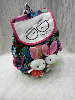 Teddy bag available   CUTES BAGS FOR HER...