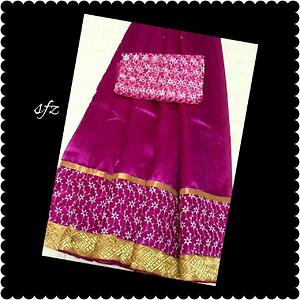 Bhagalpuri silk order only on whatsapp