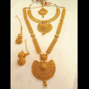 gold plated jwellary %>