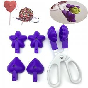 Cake Ball Tongs & Molds