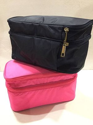 *Double compartment Big size UG* Waterproof material with foam padding inners.  Size:- L 11
