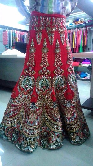 Designer Weding lehenga @Wholesale Rate