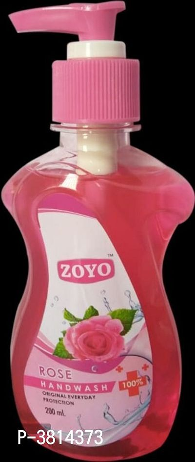 Zoyo Multi Flavored Hand Wash Collection
