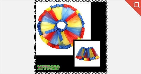 CUSTOMIZED TUTU SKIRT FOR ALL AGES