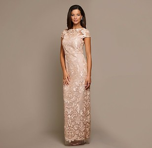 Rose Gold Long Times Dress