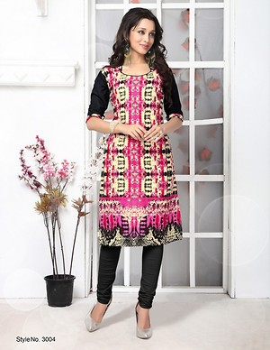 Cotton kurtis in L, Xl and Xxl