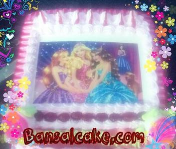 Pineapple Pictures cake