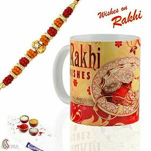 RAKHI SPECIAL GIFT to brother