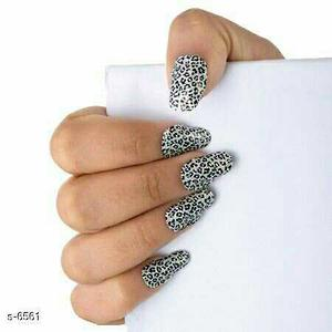 Nail art stickers