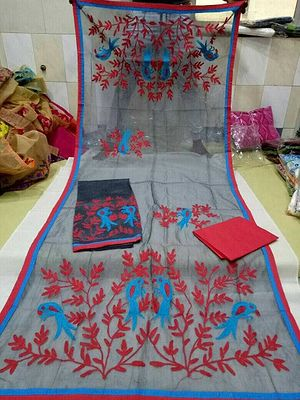 Supernet Aary embroidery suits