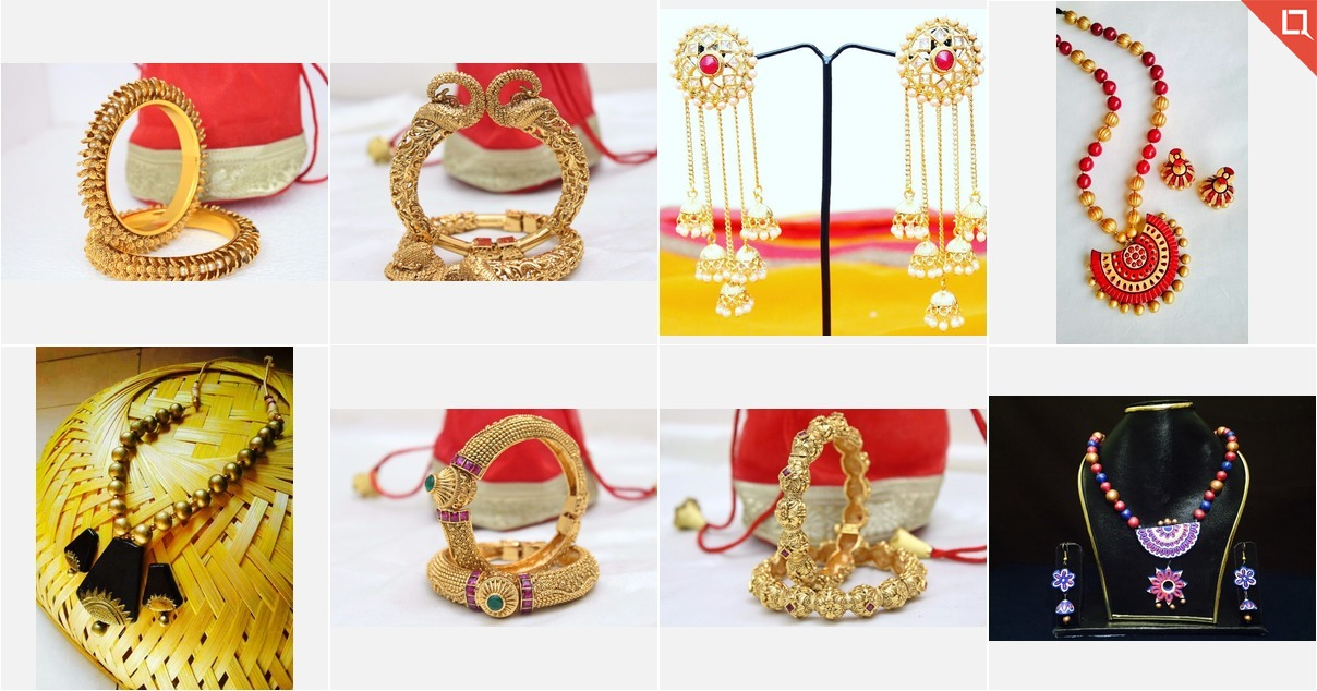The Ethnic Joint - Indian Jewellery Online Store