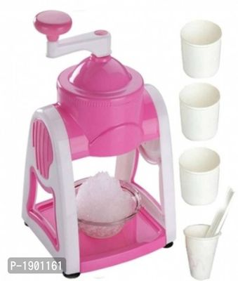 Pink Slush Maker / Ice Snow Maker / Gola Maker