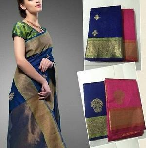 Silk based sarees