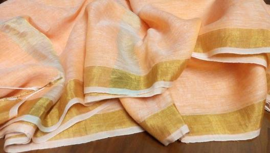 high quality pure linen in wholesale rate durga puja offer pls book fast limited stock