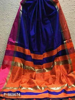 The ever lasting collection and colour options..  Exclusive with quality and most demanding byloom silk cotton drapes with velvet borders..