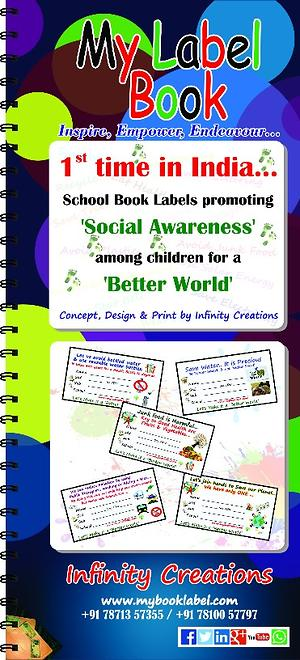 My Label Book