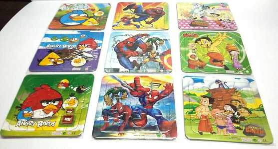 Puzzles (set of 3)