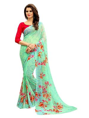Weightless Banglori Silk saree