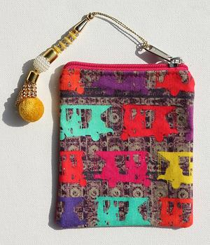 Pop Taxis Coin Pouch/Purse