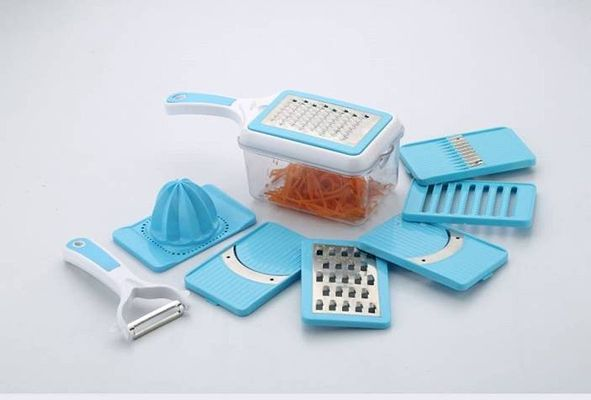 Sigma Blue 8in1 Slicer / Grater / Juicer