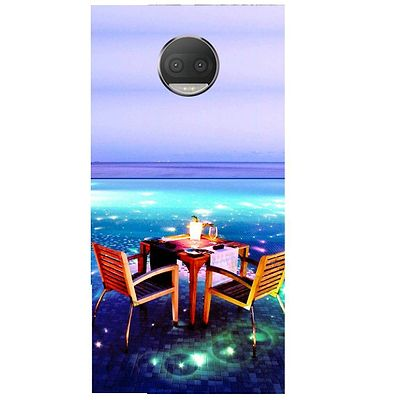 Open Dining Printed Case Cover For Motorola G5 Plus